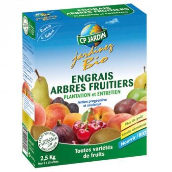 Engrais Arbres Fruitiers CP Jardin