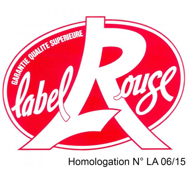 Rosier La Rose de Molinard® LABEL ROUGE