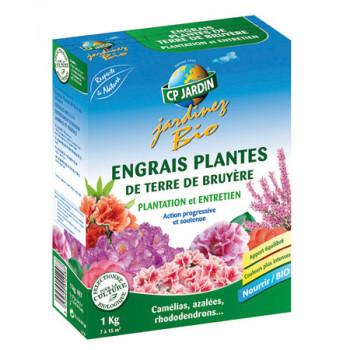 Engrais Plantes de Terre de Bruyère CP Jardin