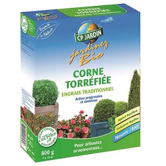 Corne Torréfiée CP Jardin